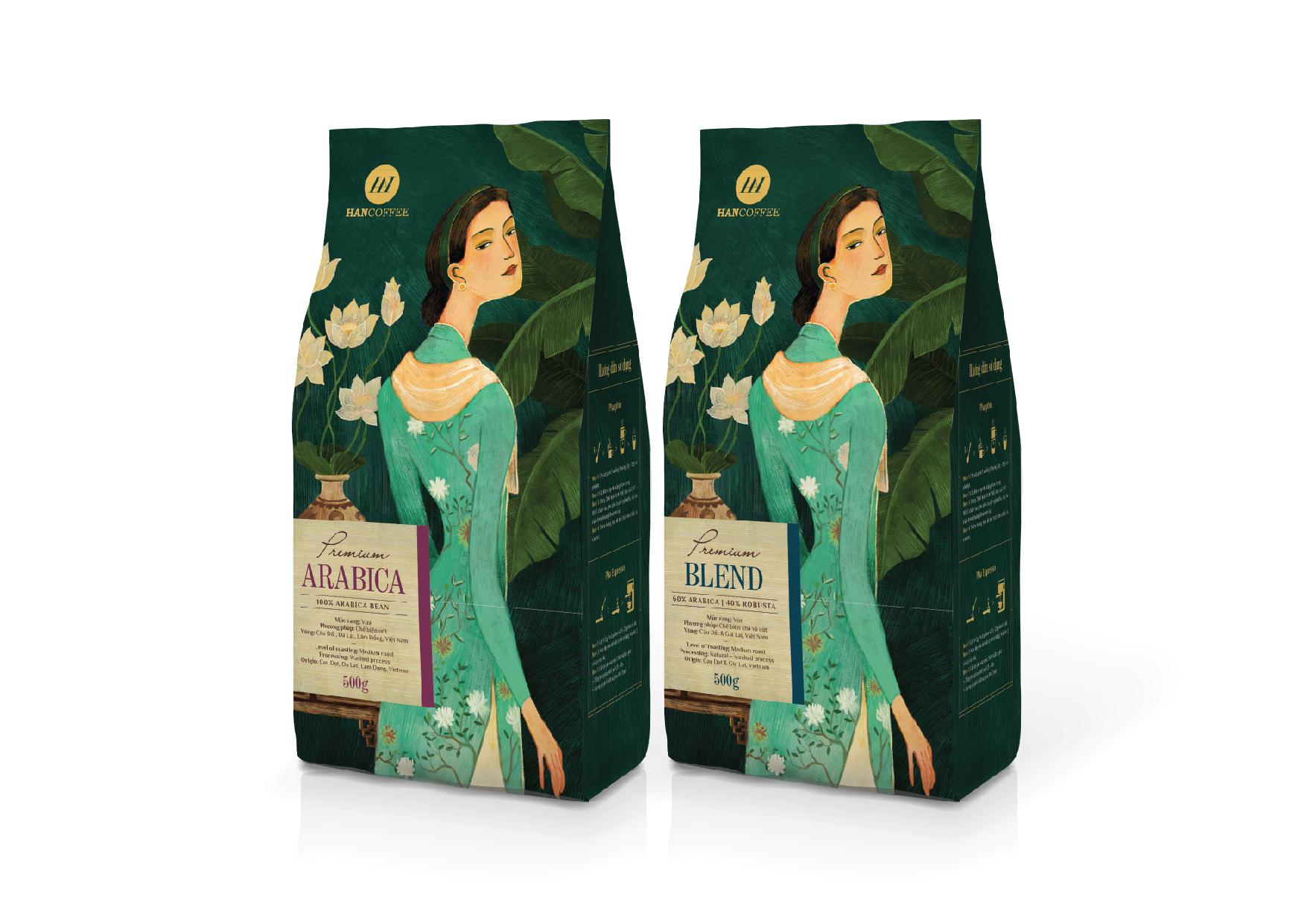Hancoffee Premium blend