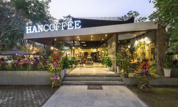 HANCOFFEE Ecopark chính thức mở cửa bắt đầu từ ngày 26/1/2019.